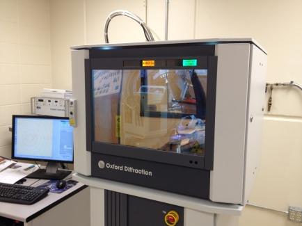 Xray diffractometer
